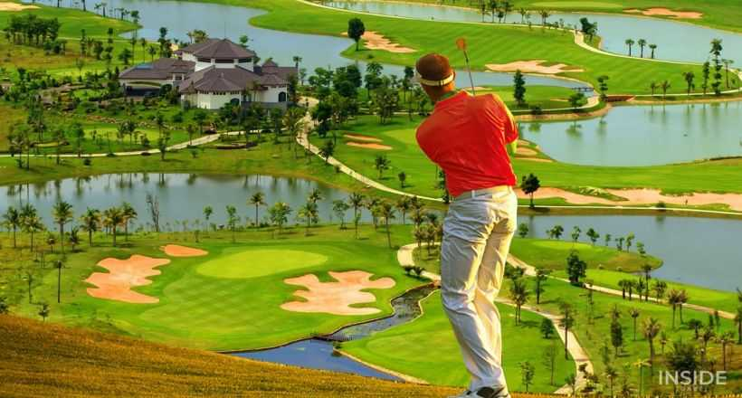 Angkor Golf Tour 4 Days