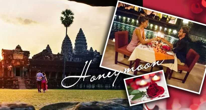 Angkor Honeymoon Tour