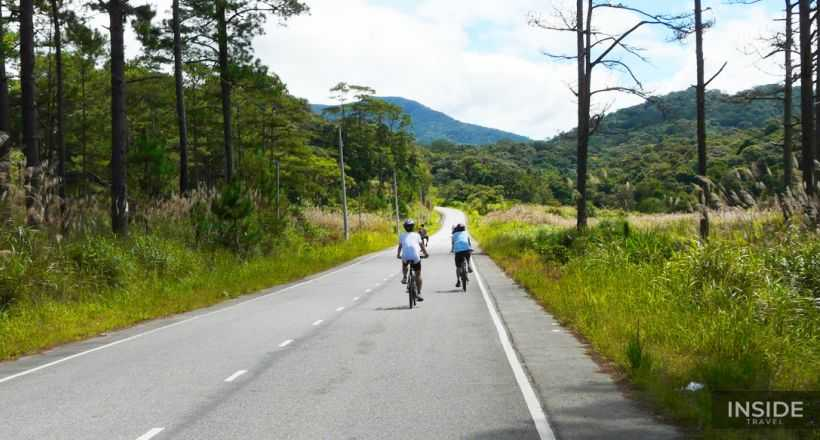 Fantastic cycling trip from Da Lat to Nha Trang - SIC tour