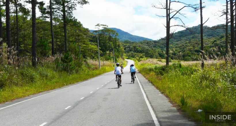 Fantastic cycling trip from Da Lat to Nha Trang - SIC tour