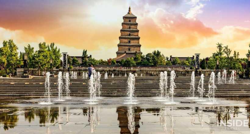 Mt Hua Adventure and Xi'an Essence Tour