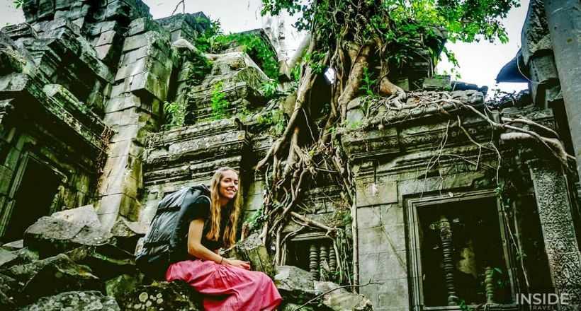 Beng Mealea Temple Exploration