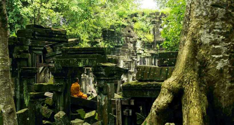 Beng Mealea Temple & Kompong Khleang Floating Village