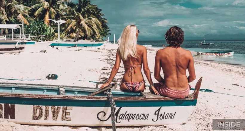 Philippines Beach Paradise