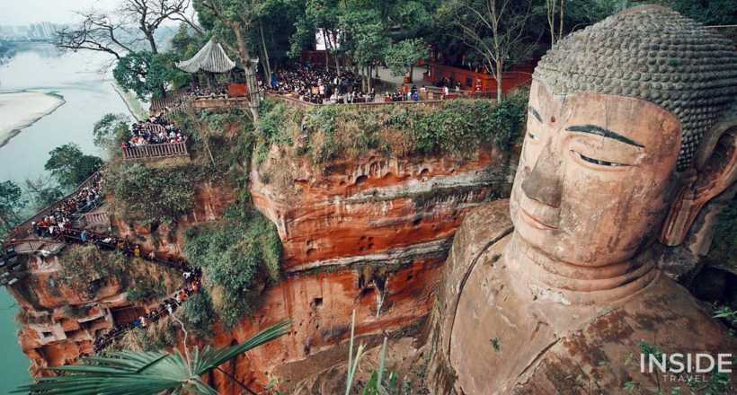Best Chengdu Leshan Giant Buddha Tour