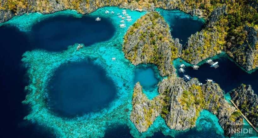 Coron Island Exploration