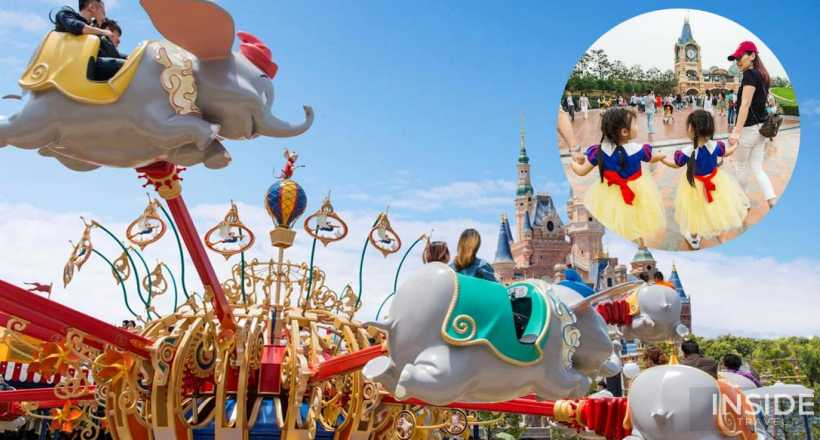 Best Shanghai Family Disneyland Tour