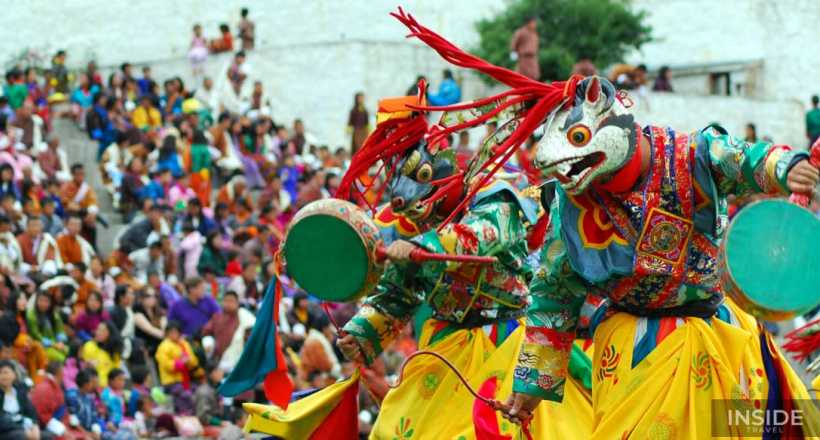 Bhutan Festival and Cultural Tour
