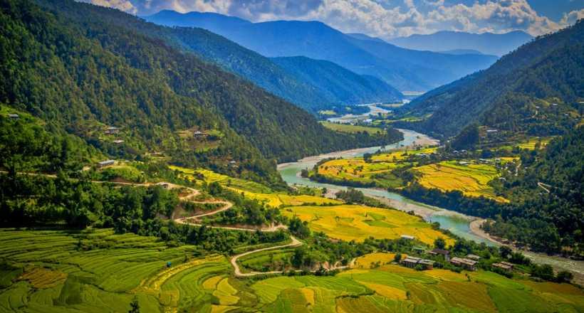 Bhutan Self-drive Jeep Trip