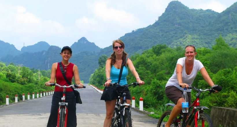 Biking From Hanoi to Halong Bay & Cat Ba Island