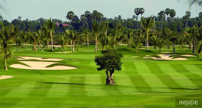 Cambodia Golf Tour 7 Days