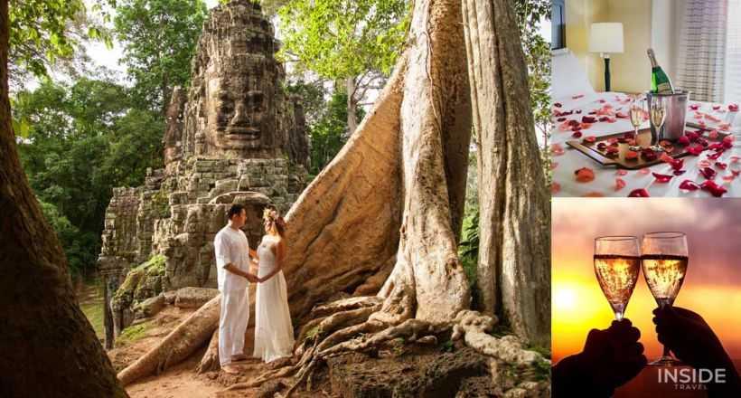 Cambodia South Beach Honeymoon Tour