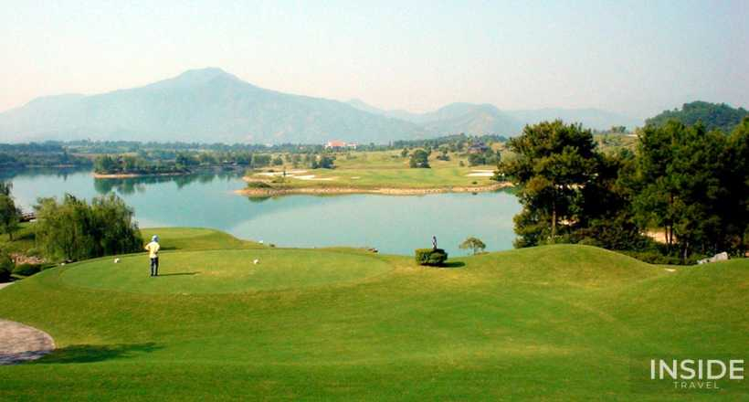 China Golf Tour with Best Scenery