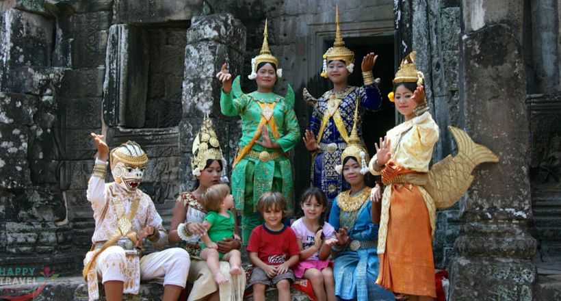 Memorable Vietnam & Cambodia Family Tour