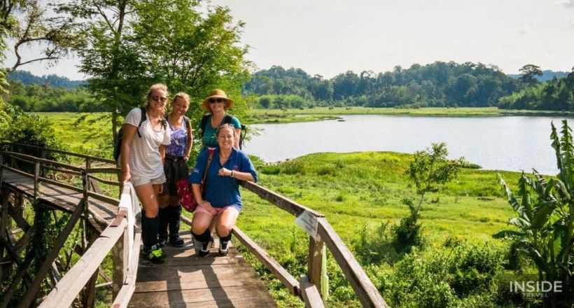 Nam Cat Tien National Park Trekking full day