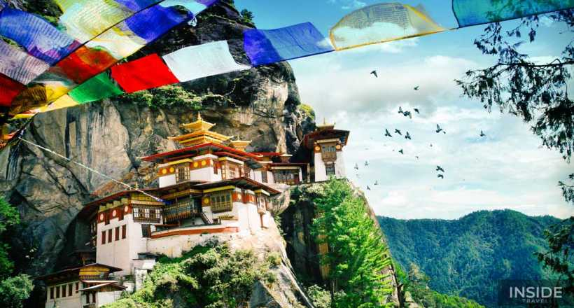 Enchanted Bhutan