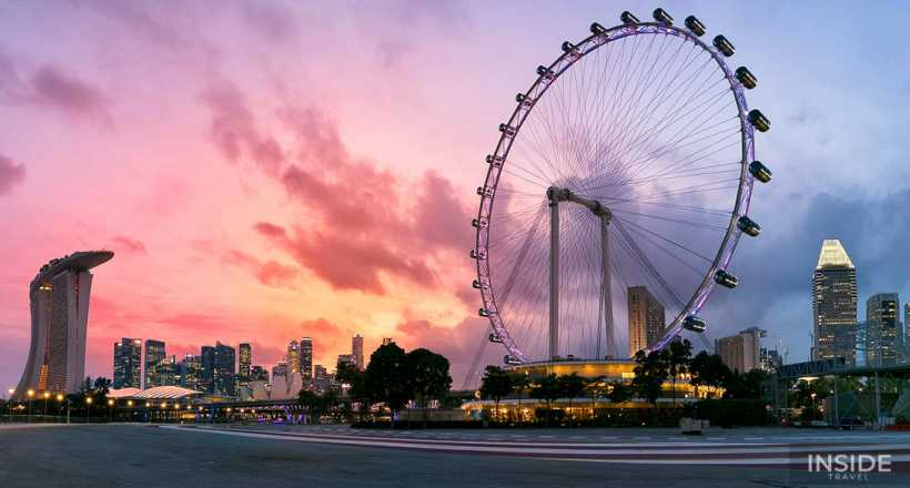 Exciting Singapore Trip