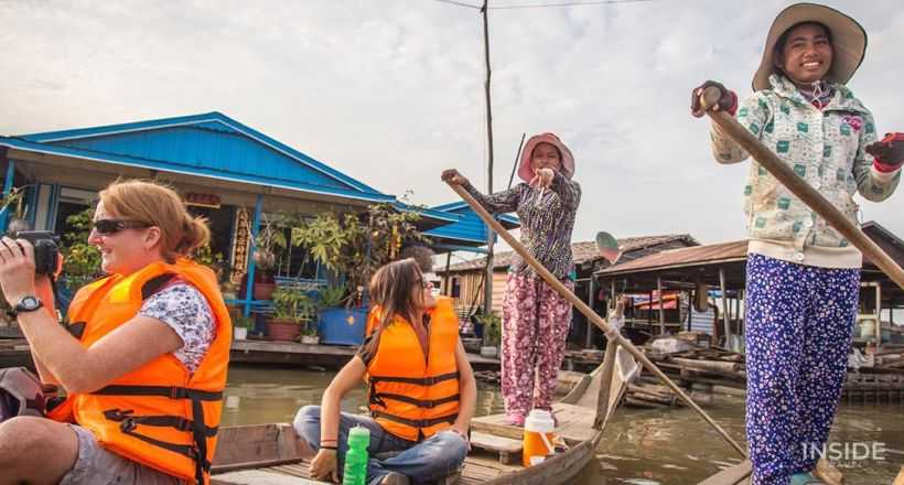 Kompong Phluk Floating Village Half Day Tour
