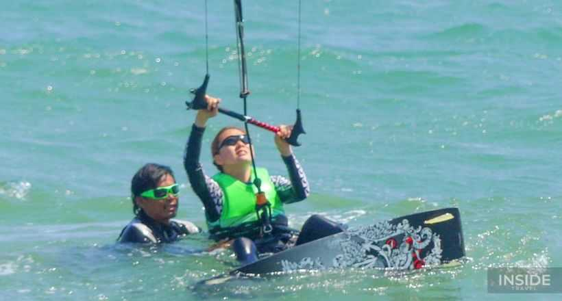 2-hour Kitesurfing Lesson for Beginners in Mui Ne