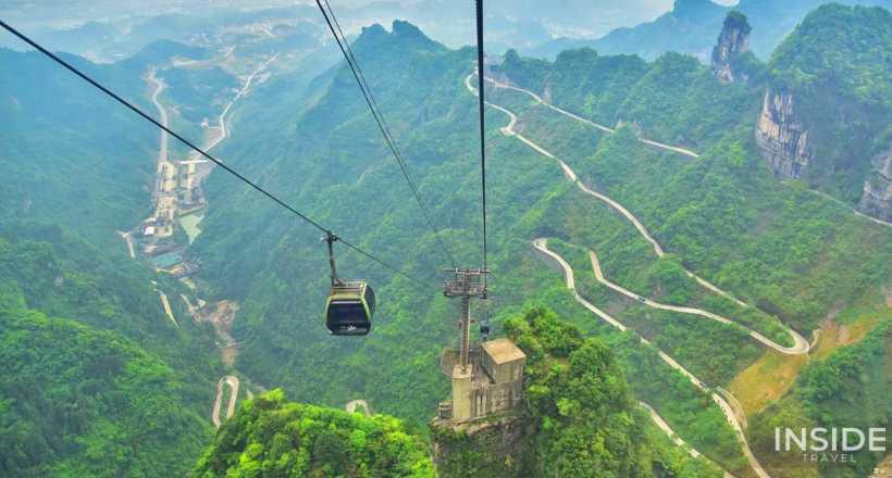 Experience Amazing Zhangjiajie & Fenghuang Ancient Town