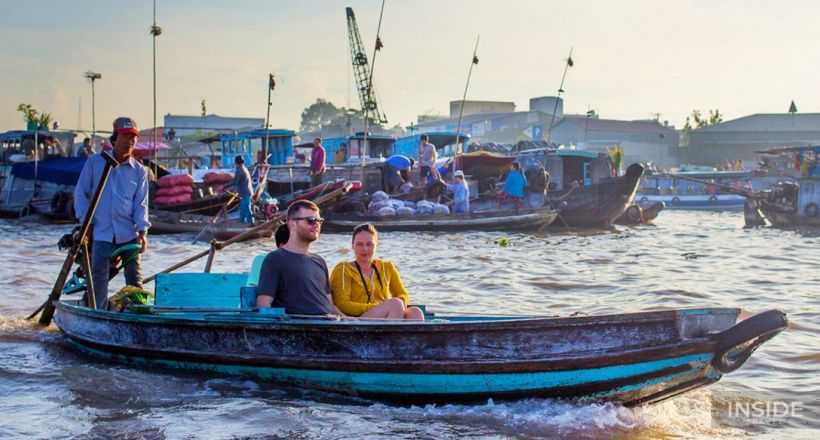 Mekong Delta Experience with authentic homestay