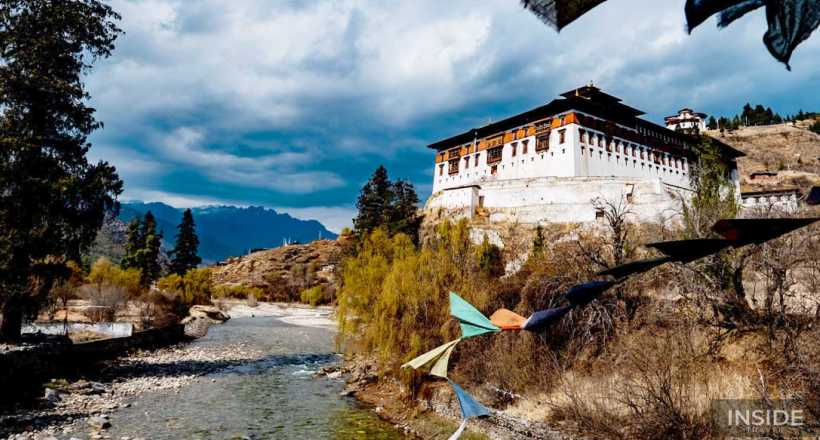 Explore Beautiful Bhutan