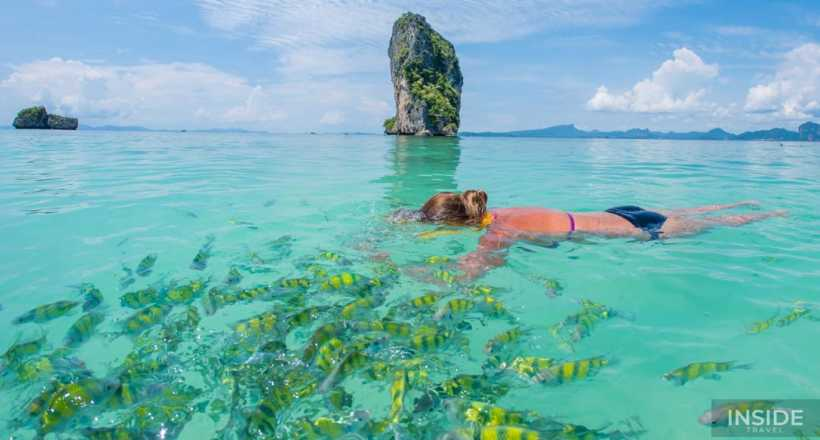Krabi Beach Highlight Tour