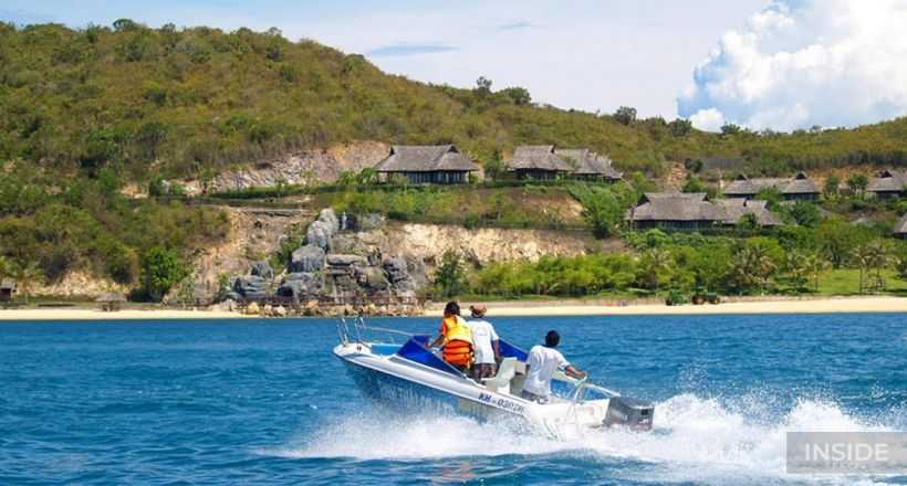 Explore Nha Trang Bay by speedboat full day