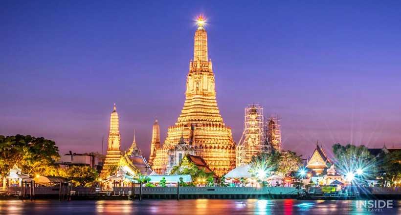 Cheerful Thailand Family Tour