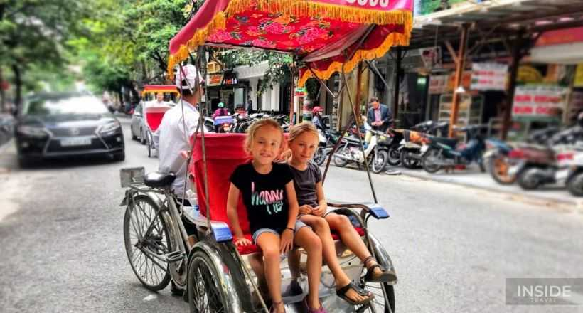 Vietnam - Cambodia Family Holiday