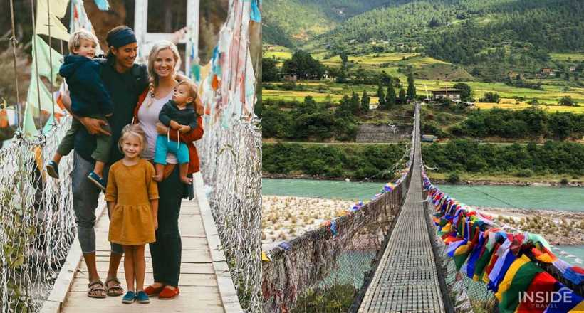 Family Holiday in Bhutan