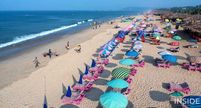 Goa Honeymoon Beach Tour