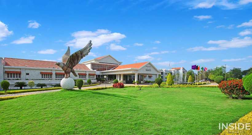 Golf Tour in South India