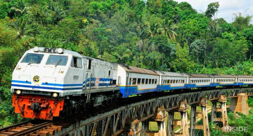 Great Java Railway Journey