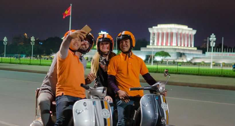 Hanoi Motorbike Adventure Day Tour