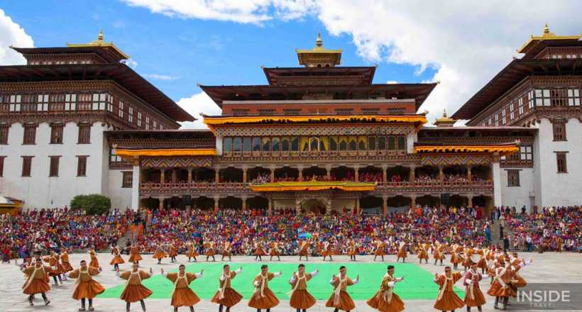 Happiness Bhutan Festival Tour