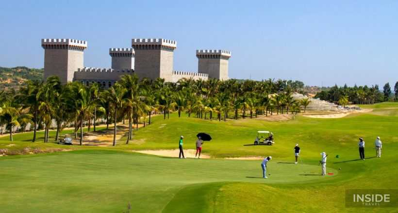 Golf in Ho Chi Minh and Mui Ne