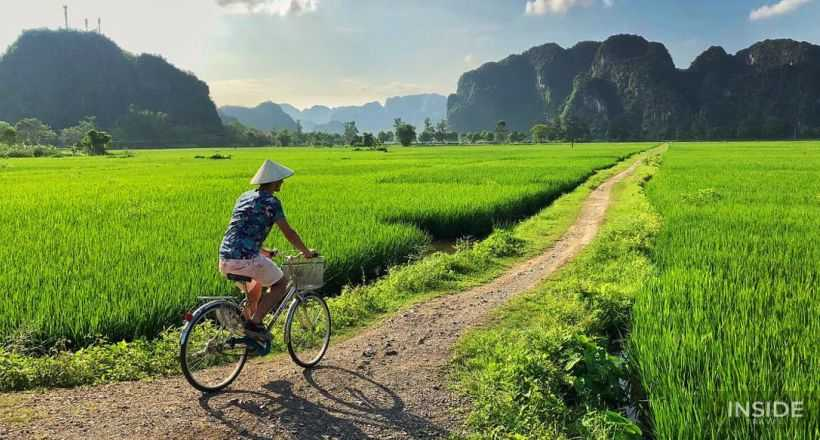 Unique  Hoa Lu - Tam Coc  full day tour