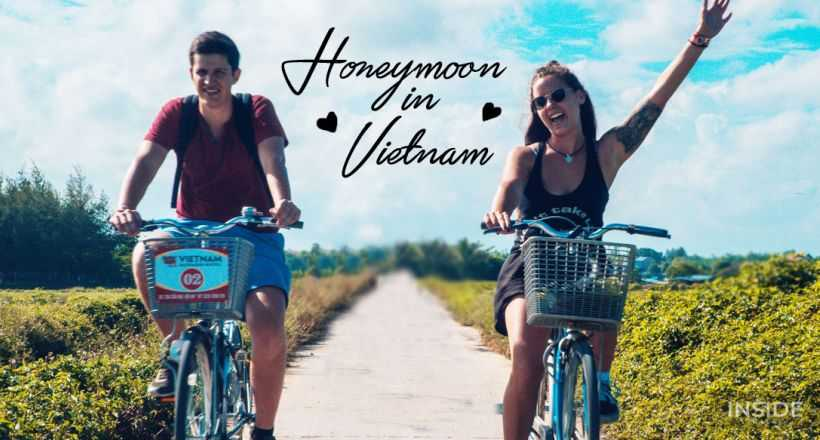 Active Honeymoon Holiday in Vietnam