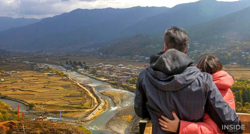 Impressive Honeymoon Holiday in Bhutan