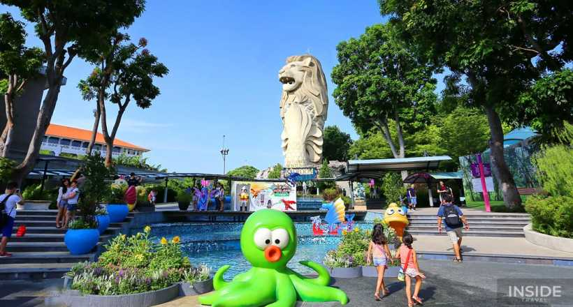 Interesting Family Trip in Singapore