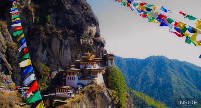 Journey into the Dragon Kingdom - Bhutan
