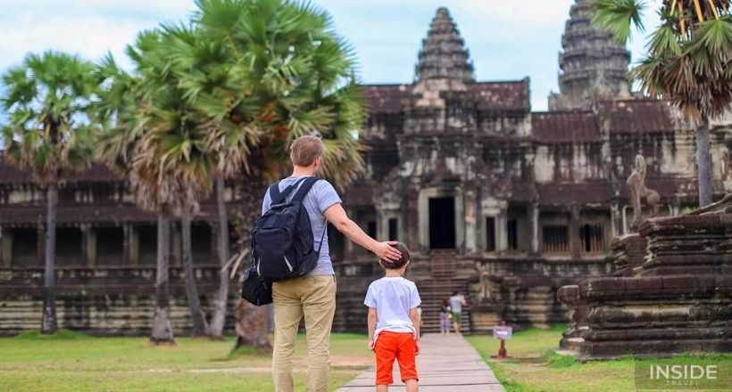 Kid-friendly Family Holidays in Cambodia