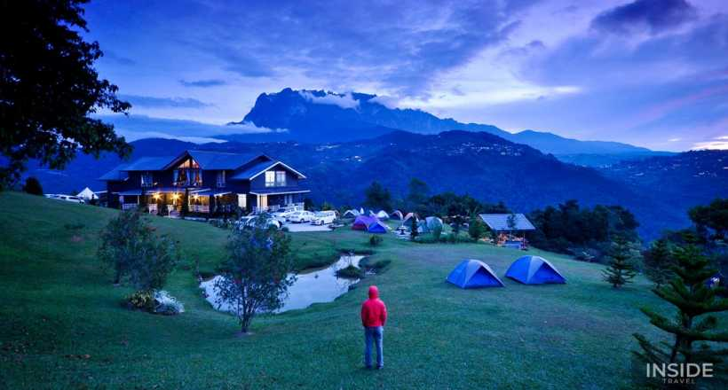 Kinabalu Park Camping Package