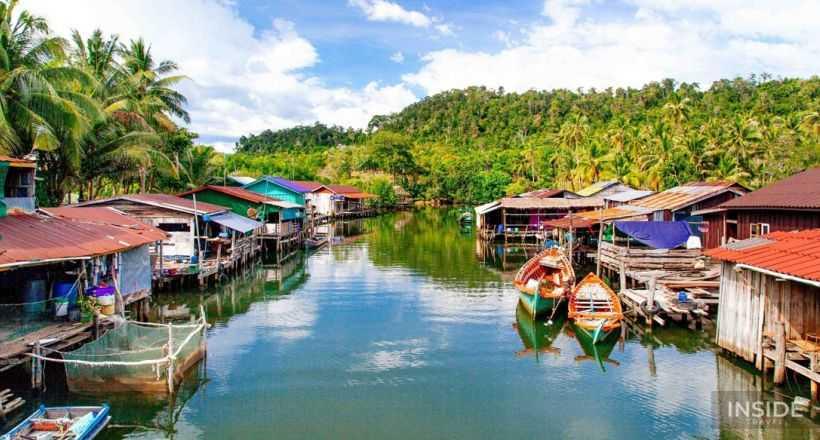 Kompong Khleang Floating Village Excursion