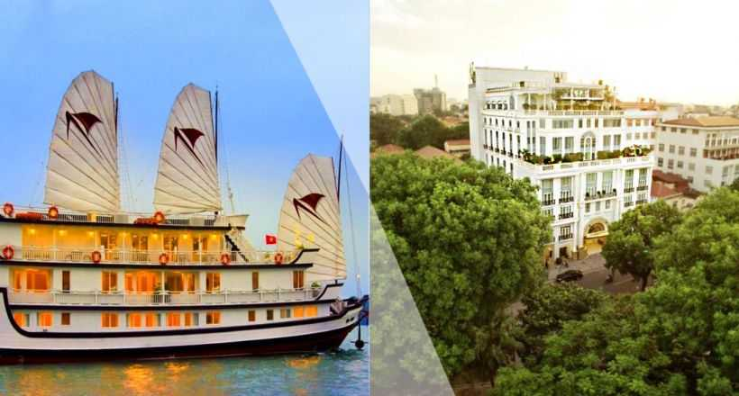 Best Value: Apricot Hotel & Signature Cruise
