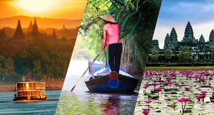 Explore Myanmar, Vietnam & Cambodia by River Cruise