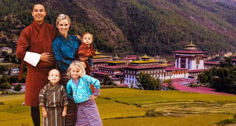 Memorable Bhutan Family Tour