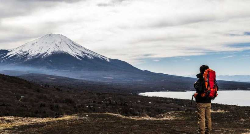 Mt. Fuji trekking tour