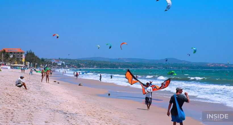 Free and Easy Mui Ne Beach